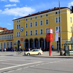 สถานีเรเกนสบูร์กเซ็นทรัล