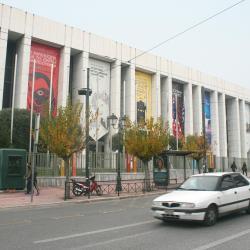 ฮอลล์แสดงดนตรี Athens Music Hall