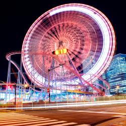 สวนสนุกโยโกฮาม่าคอสโม่เวิลด์