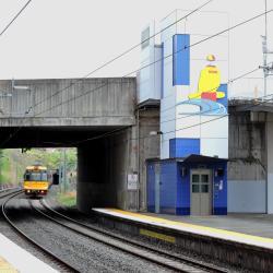 สถานี Southbank Station