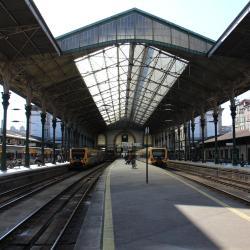 สถานีรถไฟเซา เบนโต