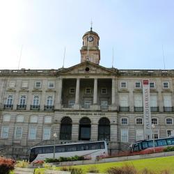 พระราชวัง Palacio da Bolsa