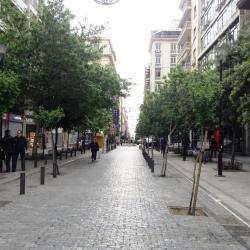 ย่านช้อปปิ้ง Ermou Street-Shopping Area