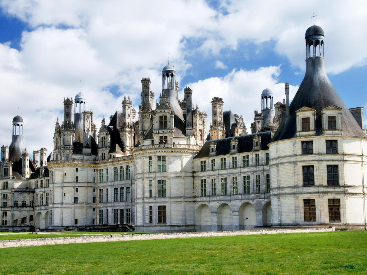 Château de Chambord, Maslives, France