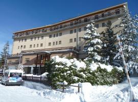 Hotel Caldora, ร็อคคาดีแมซโซ่