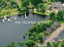 Lusty Beg Island, Kesh