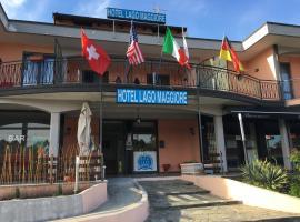Hotel Lago Maggiore, Castelletto sopra Ticino