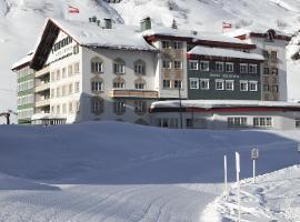 ホテル エーデルワイス