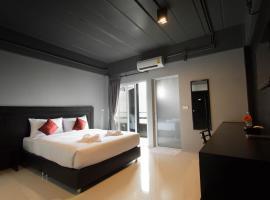 B-Black Residence, ชลบุรี
