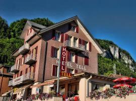 Hotel Tell, Seelisberg