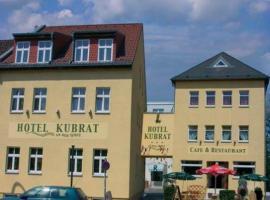 Hotel Kubrat an der Spree, เบอร์ลิน