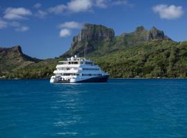 Haumana Cruise Bora Bora to Taha'a, โบราโบรา