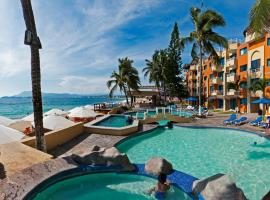 Hotel Marina Puerto Dorado, マンサニージョ