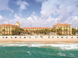 Eau Palm Beach Resort & Spa, ปาล์มบีช
