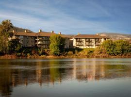 Riverland Inn & Suites, แคมลูปส์