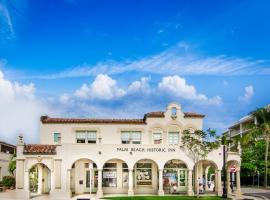 Palm Beach Historic Inn, ปาล์มบีช