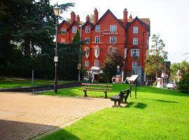 The Hotel Commodore, Llandrindod Wells