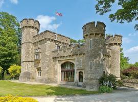 Bath Lodge Castle, Norton Saint Philip
