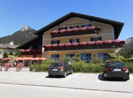 Pension Salzburger Hof, Fuschl am See