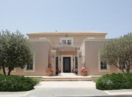 Luxury Villa Casa Caesarea on the Golf Course, Caesarea