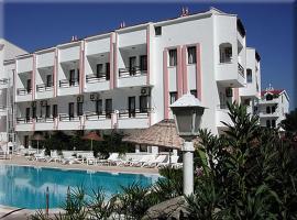 Diplomat 2 Hotel and Apartments, Turunc