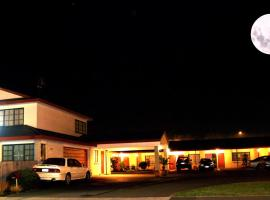 BK's Magnolia Motor Lodge, ワンガヌイ