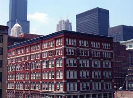 HI Chicago Hostel, ชิคาโก