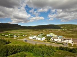 Hotel Edda Laugar í Saelingsdal, Búðardalur