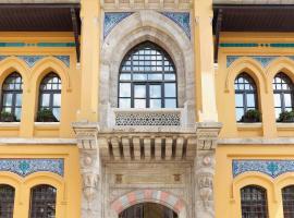 フォーシーズンズ ホテル イスタンブール アット スルタンアフメット
