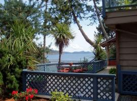 Arbutus Point Oceanfront B and B, Long Harbour