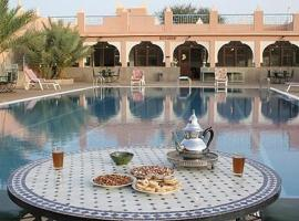 Hotel Village Touristique Bougafer, Tazzarine
