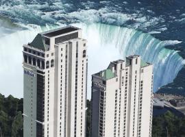 Hilton Hotel and Suites Niagara Falls/Fallsview