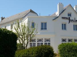 Hôtel Julia, Crozon