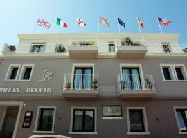 Hotel Belvir, ヴィッラシミーウス