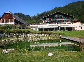 Alpenhotel Neuwirt, שלאדמינג