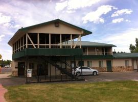 Silver Spur Motel, Lander