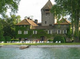 Château De Coudrée - CHC, シエ