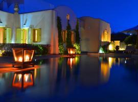 Pleiades Eco Houses, Mesaria