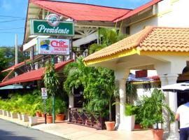 Chic Hotel Montecristi, San Fernando de Monte Cristi