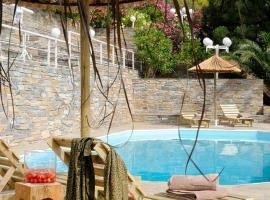 Kymothoi Rooms & Pool Bar, Gavrio