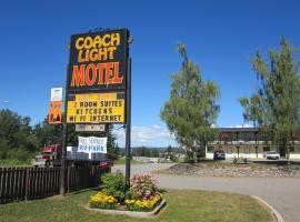 Coach Light Motel, Vanderhoof