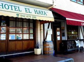 Hotel El Haya, Ontón