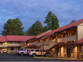 Branding Iron Motel, Chama