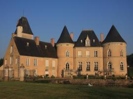 Château de Vaulogé, Fercé-sur-Sarthe