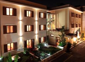 Hotel Diana, ปอมเปอี
