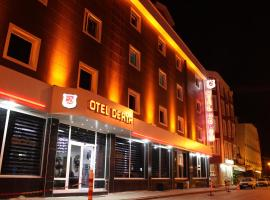 Derya Hotel, コンヤ