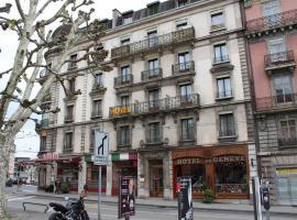 Hotel de Geneve, เจนีวา