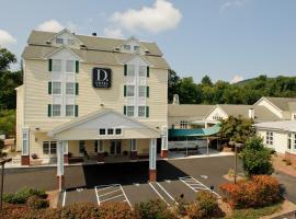 D. Hotel & Suites, Holyoke