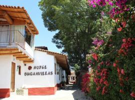 Hotel Bugamvillas, ทาปัลปา