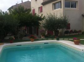 Chambres d'hôtes Flaury, Barbentane